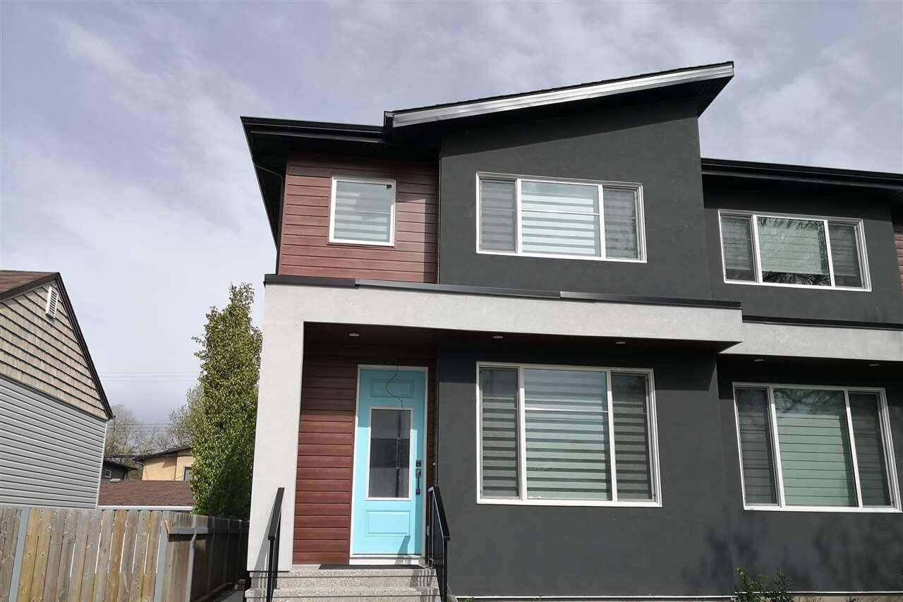 Townhouse for sale at 8831 92 St NW Edmonton Alberta - MLS: E4189883