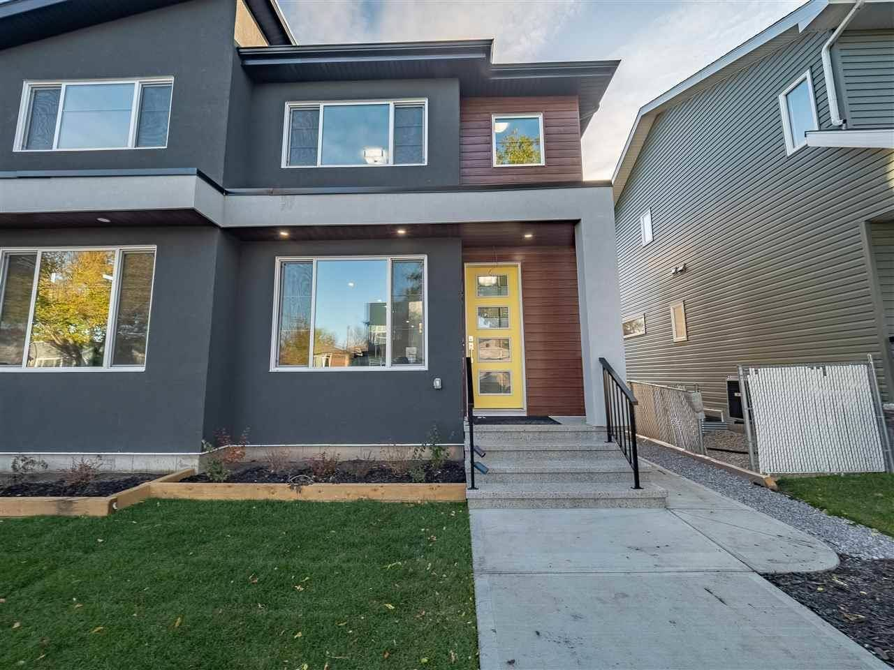 Townhouse for sale at 8831 92 St Nw Edmonton Alberta - MLS: E4177601
