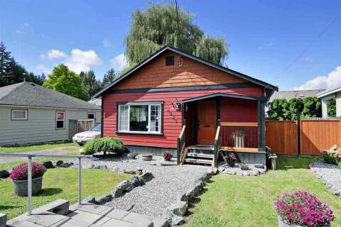 House for sale at 8835 Edward St Chilliwack British Columbia - MLS: R2490581