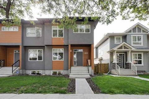 Townhouse for sale at 8836 91 St Nw Edmonton Alberta - MLS: E4155132