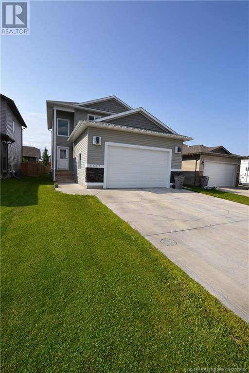 House for sale at 8837 73 Ave Grande Prairie Alberta - MLS: GP207605