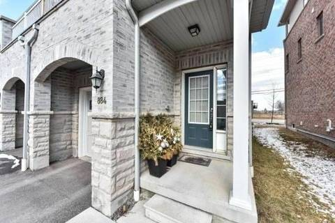 Townhouse for sale at 884 Audley Rd Ajax Ontario - MLS: E4400323