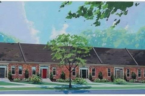 Townhouse for sale at 884 John Fairhurst Blvd Cobourg Ontario - MLS: X4384082
