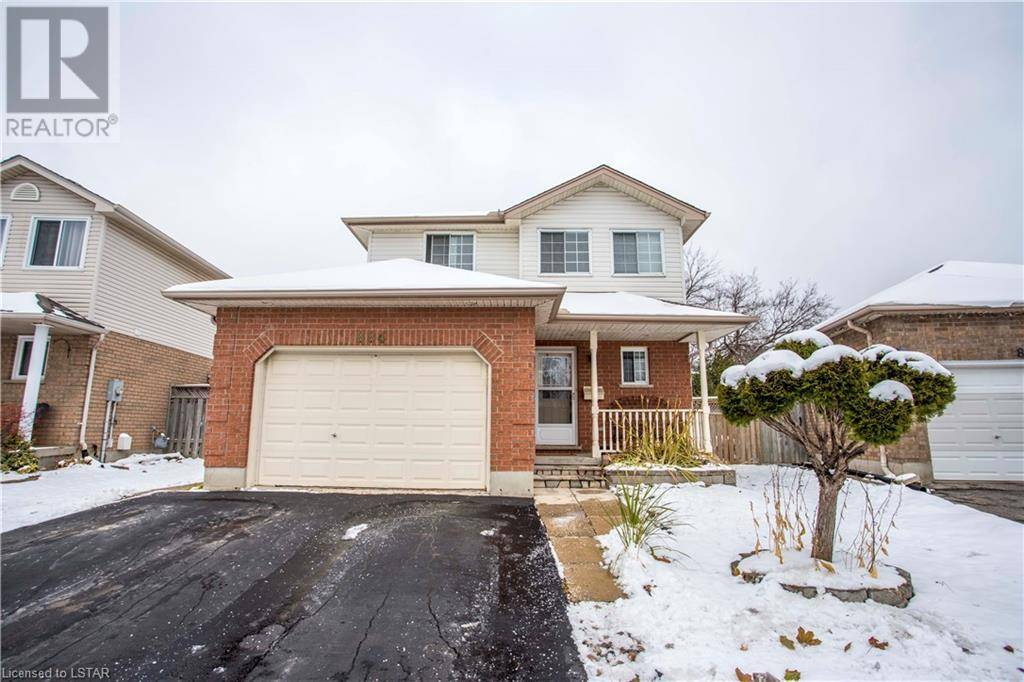 House for sale at 884 Thistledown Wy London Ontario - MLS: 233989