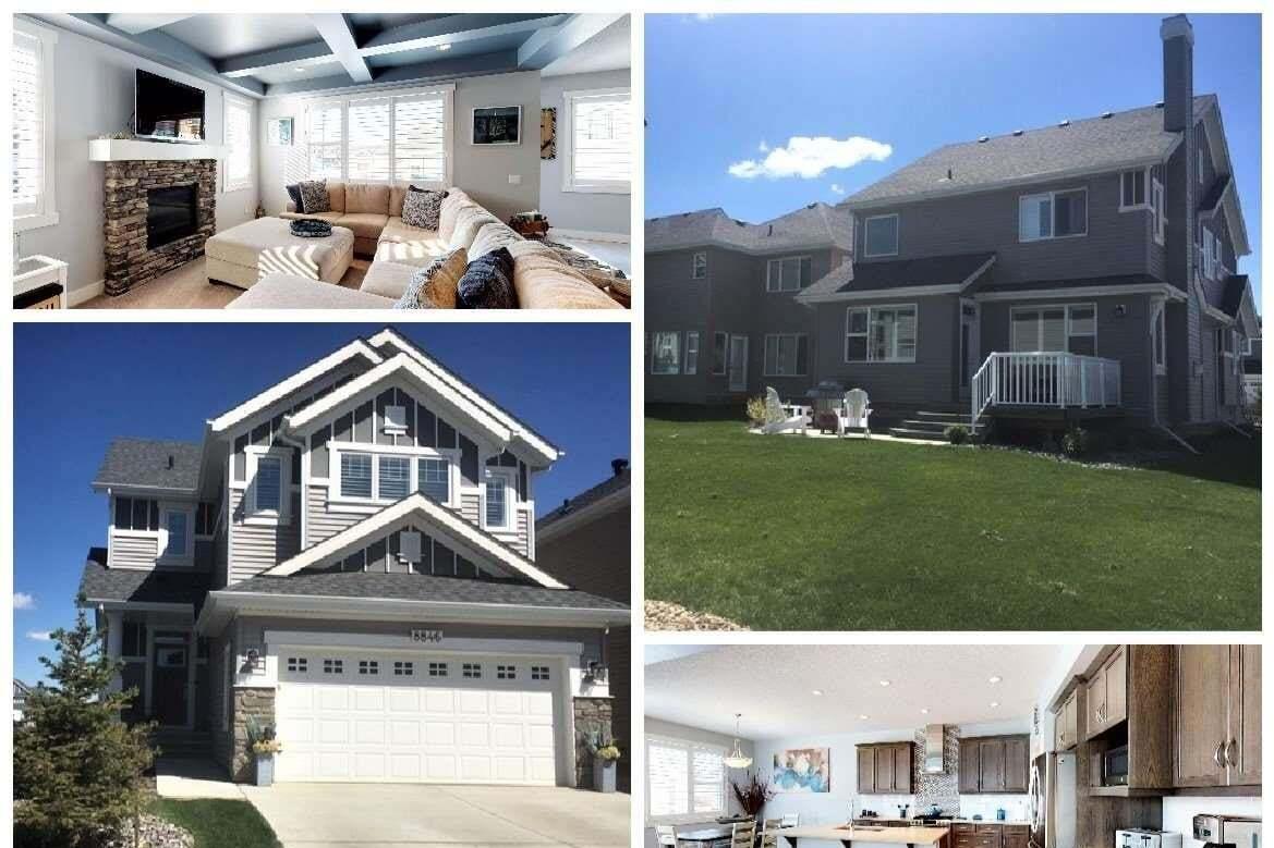 House for sale at 8846 24 Av SW Edmonton Alberta - MLS: E4191911