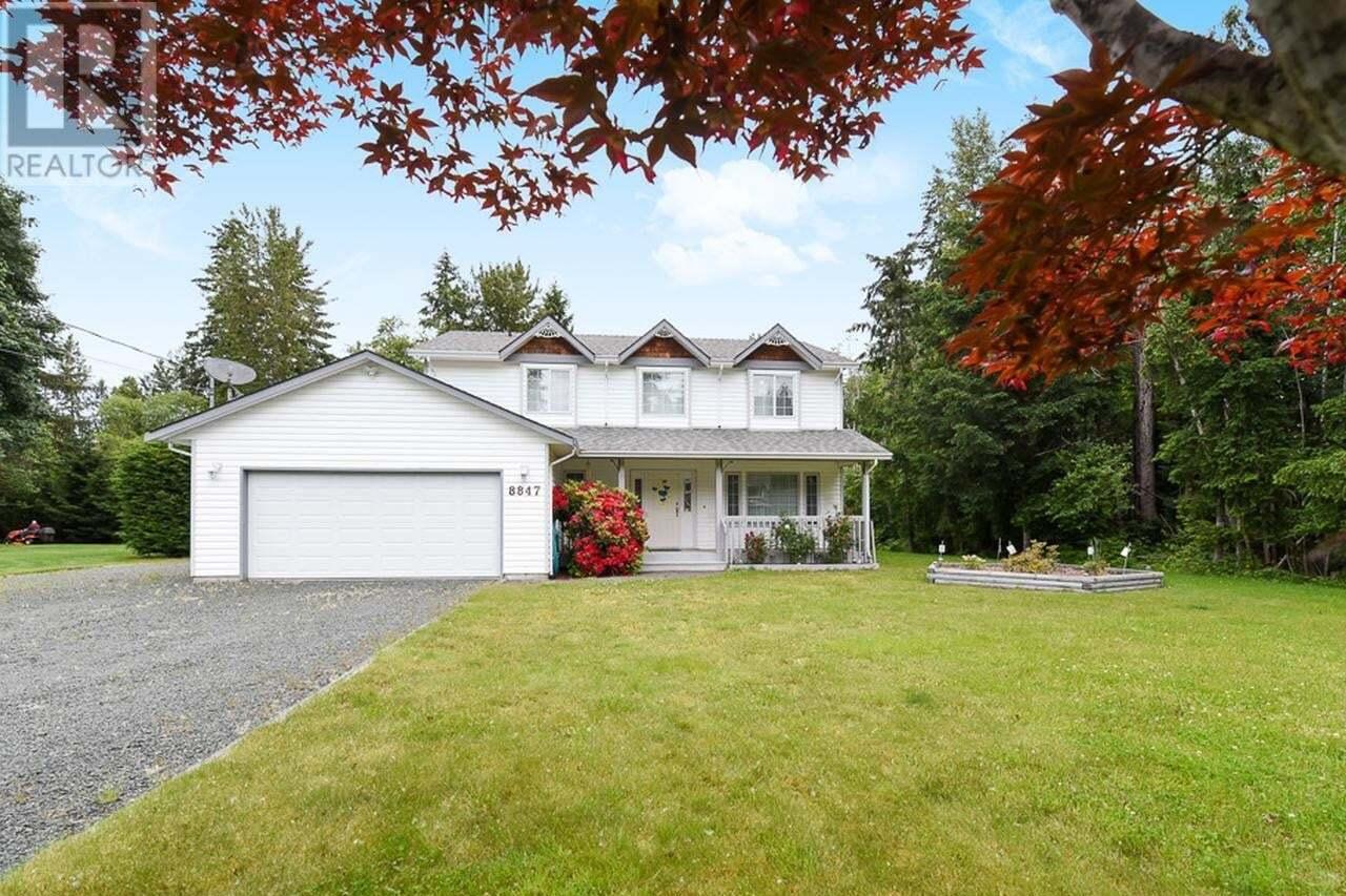 House for sale at 8847 Mclarey  Black Creek British Columbia - MLS: 845065