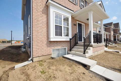 Townhouse for sale at 885 Broadway Blvd Peterborough Ontario - MLS: X4457486