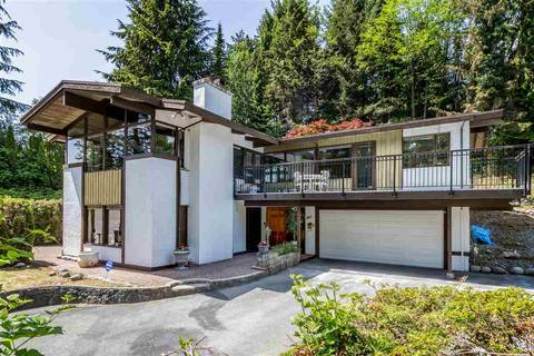 House for sale at 885 Elveden Rw West Vancouver British Columbia - MLS: R2364860