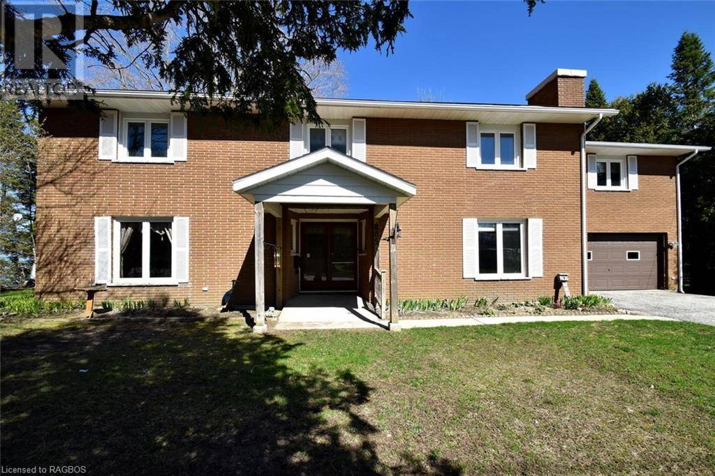 House for sale at 885 Gould St South Bruce Peninsula Ontario - MLS: 242717