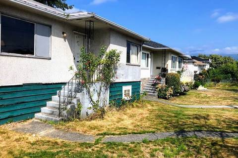 House for sale at 885 Nanaimo St Vancouver British Columbia - MLS: R2394680