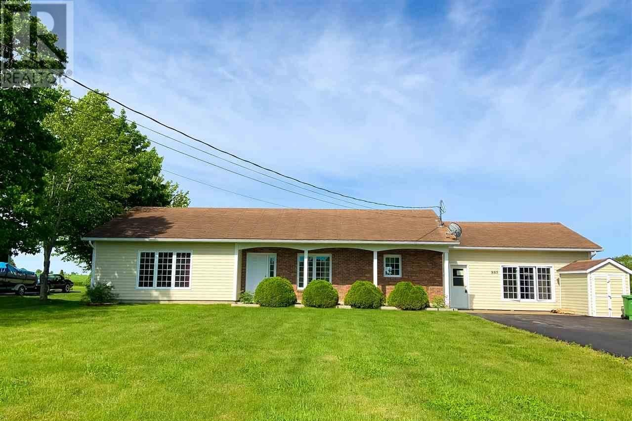 House for sale at 885 Thompson Rd Waterville Nova Scotia - MLS: 202010197