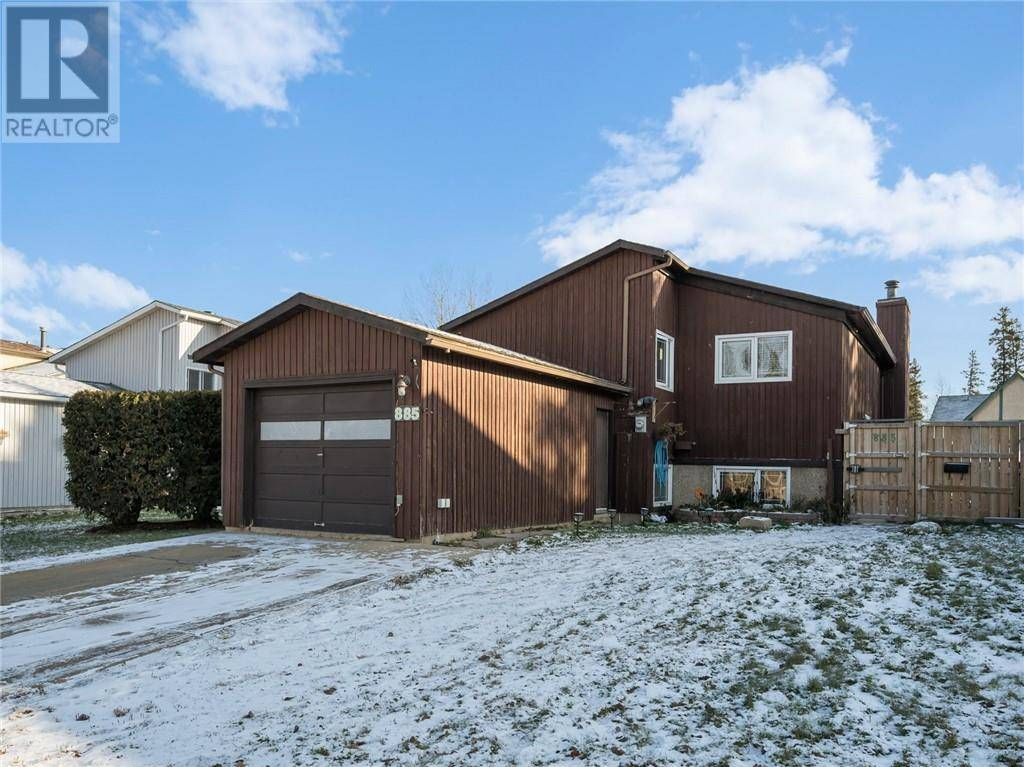 House for sale at 885 Timberline Dr Fort Mcmurray Alberta - MLS: fm0183084