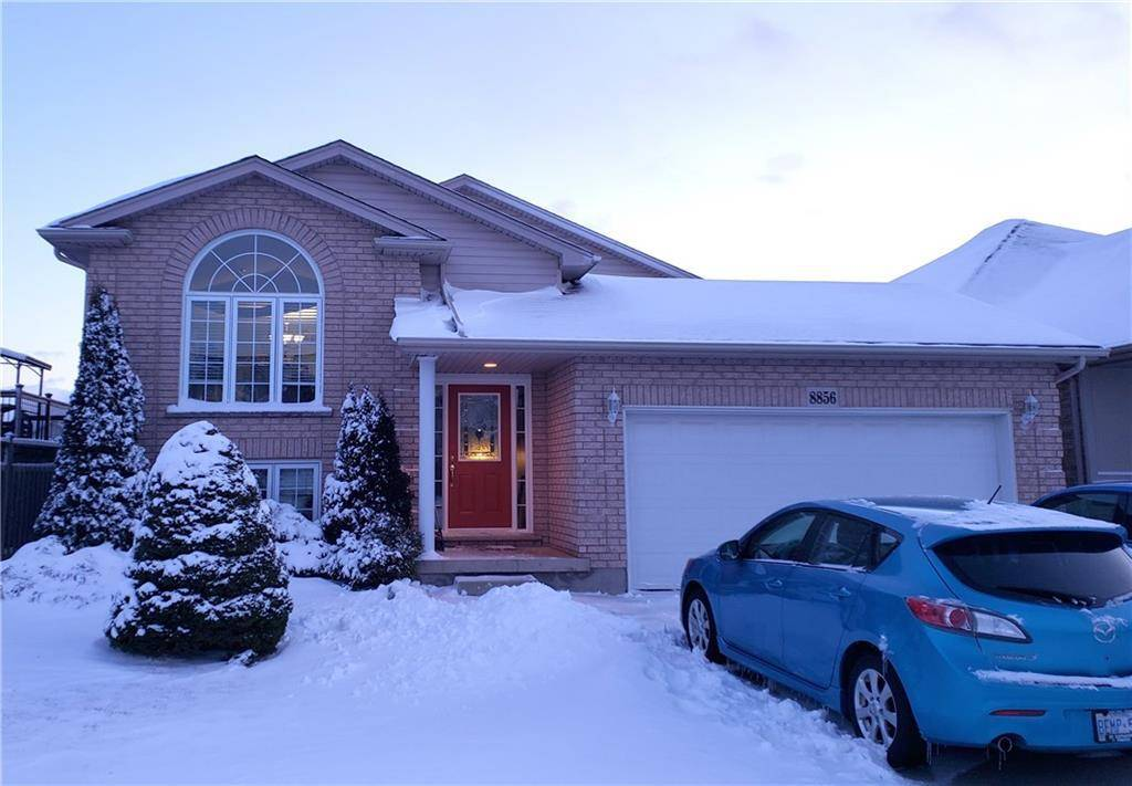 House for sale at 8856 Mcgarry Dr Niagara Falls Ontario - MLS: 30793817