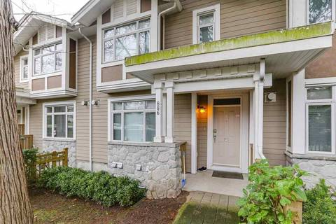 Townhouse for sale at 886 58th Ave W Vancouver British Columbia - MLS: R2426448
