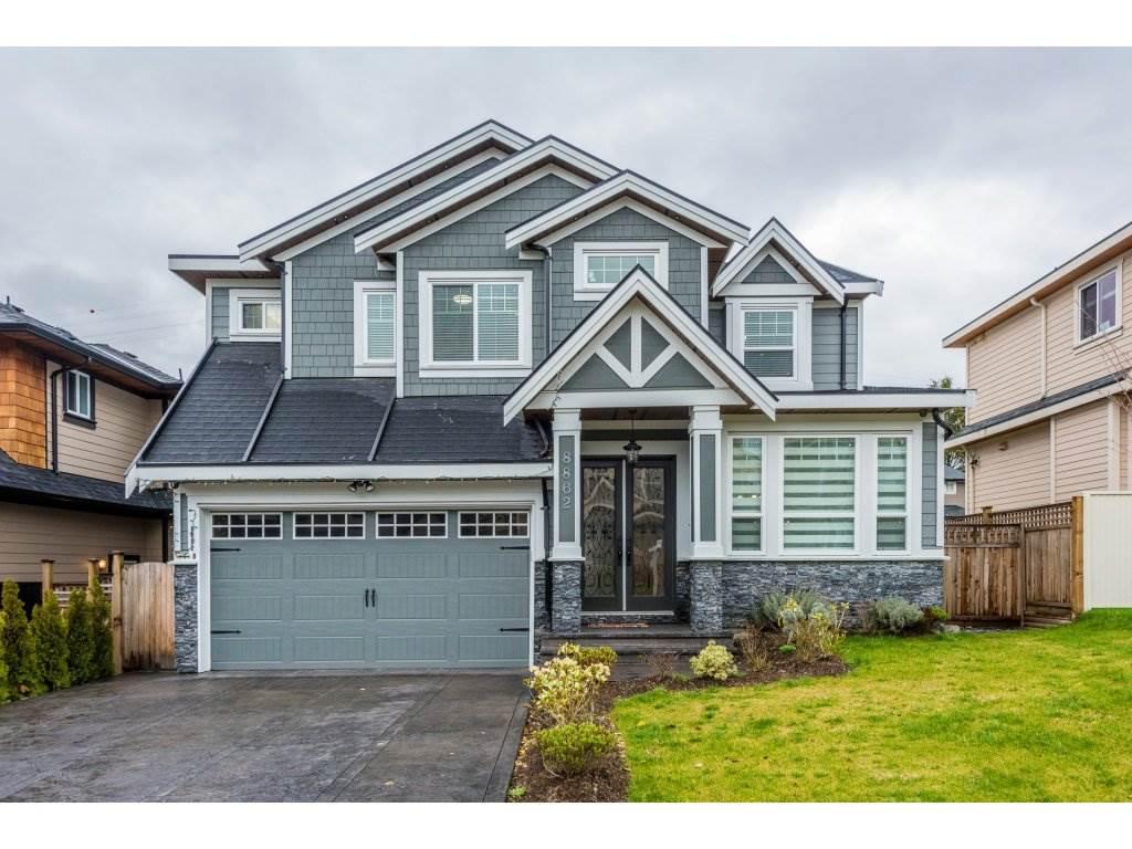 Sold: 8862 Stegavik Court, Delta, BC