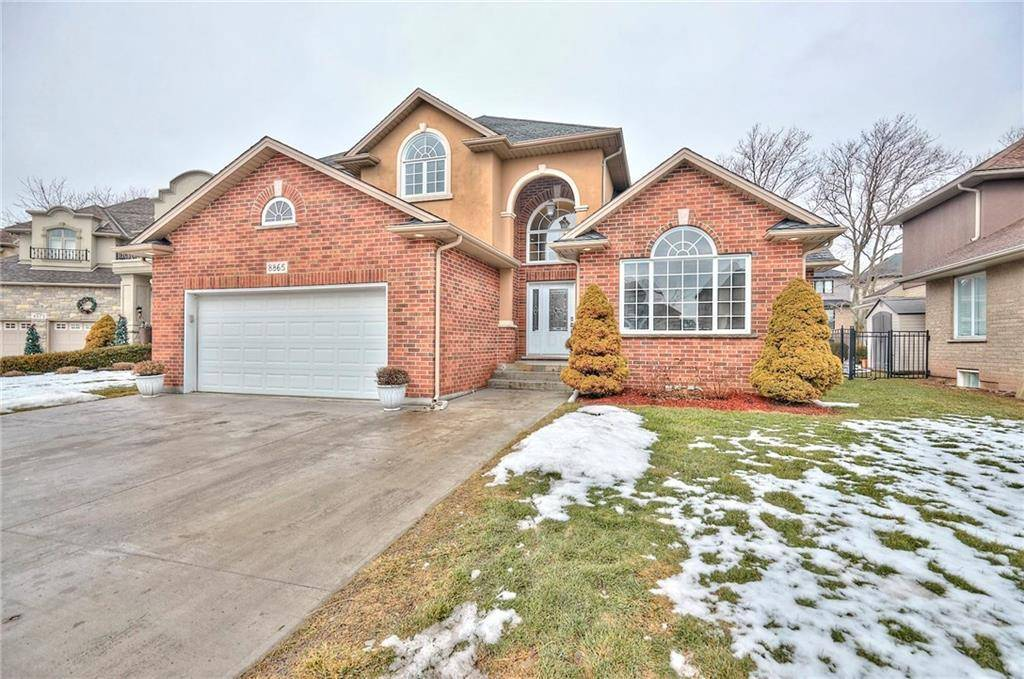 House for sale at 8865 Joseph Ct Niagara Falls Ontario - MLS: 30791549
