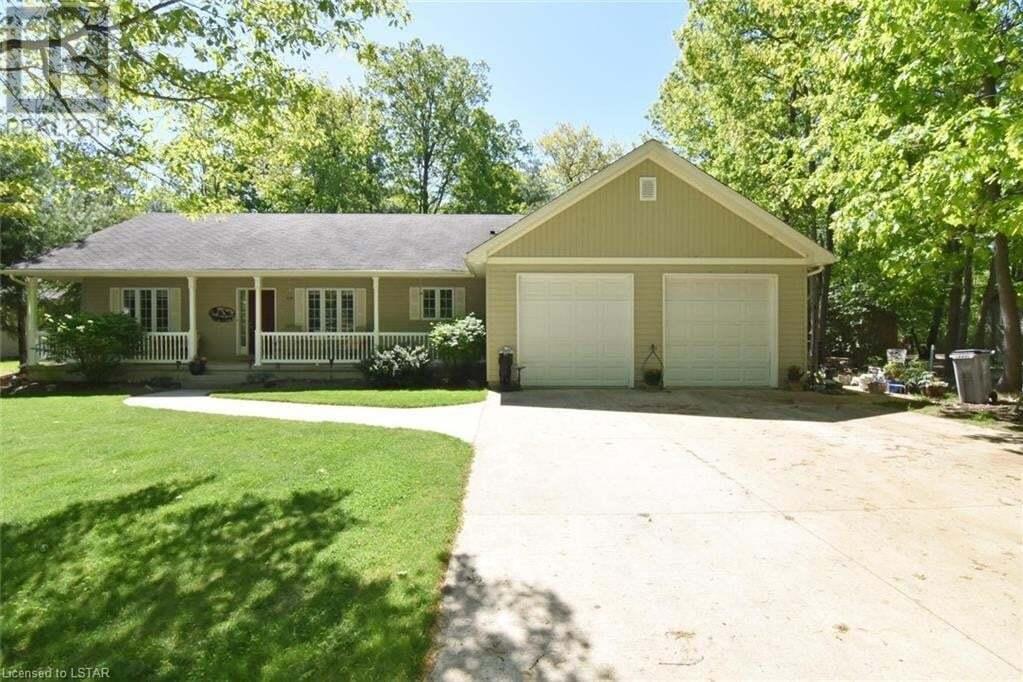 House for sale at 8865 Timberwood Tr Unit ' Lambton Shores Ontario - MLS: 262957