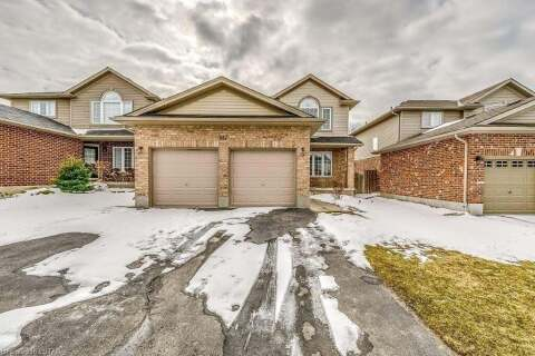 House for sale at 887 Cutross Ave London Ontario - MLS: 40017974
