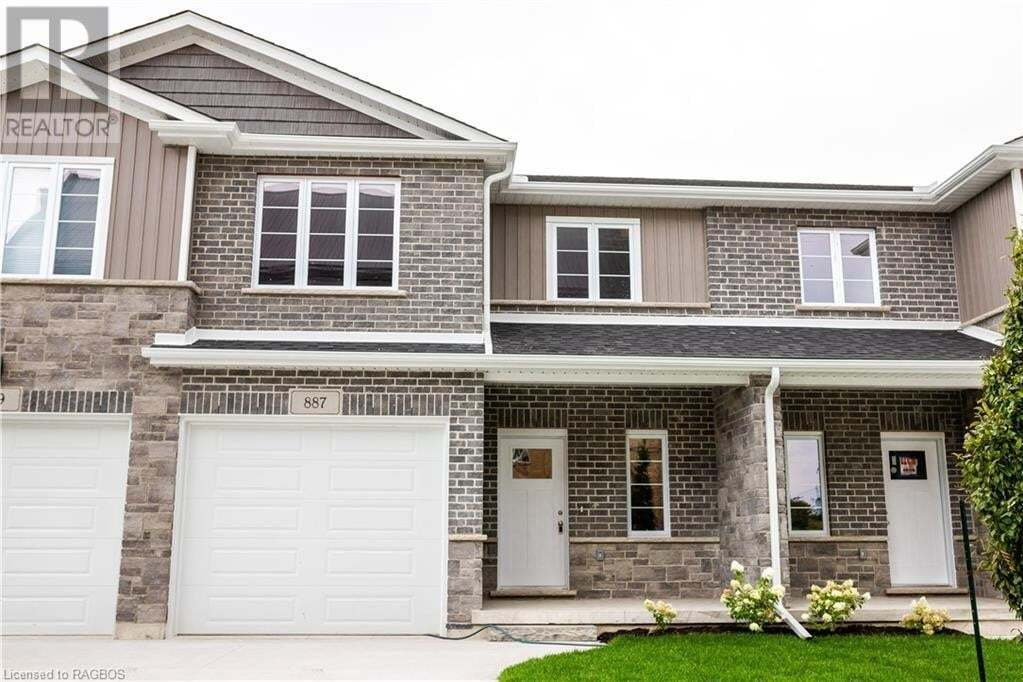 Townhouse for sale at 887 Princes St Kincardine Ontario - MLS: 231324