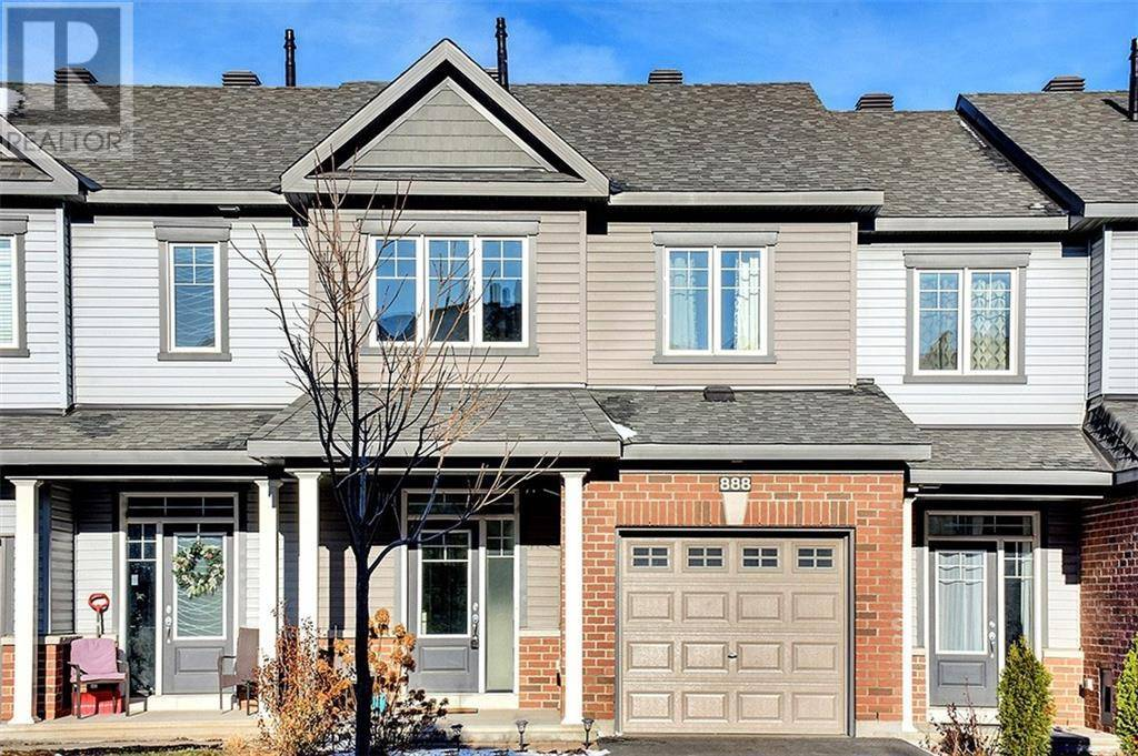 Townhouse for sale at 888 Kilbirnie Dr Ottawa Ontario - MLS: 1176723