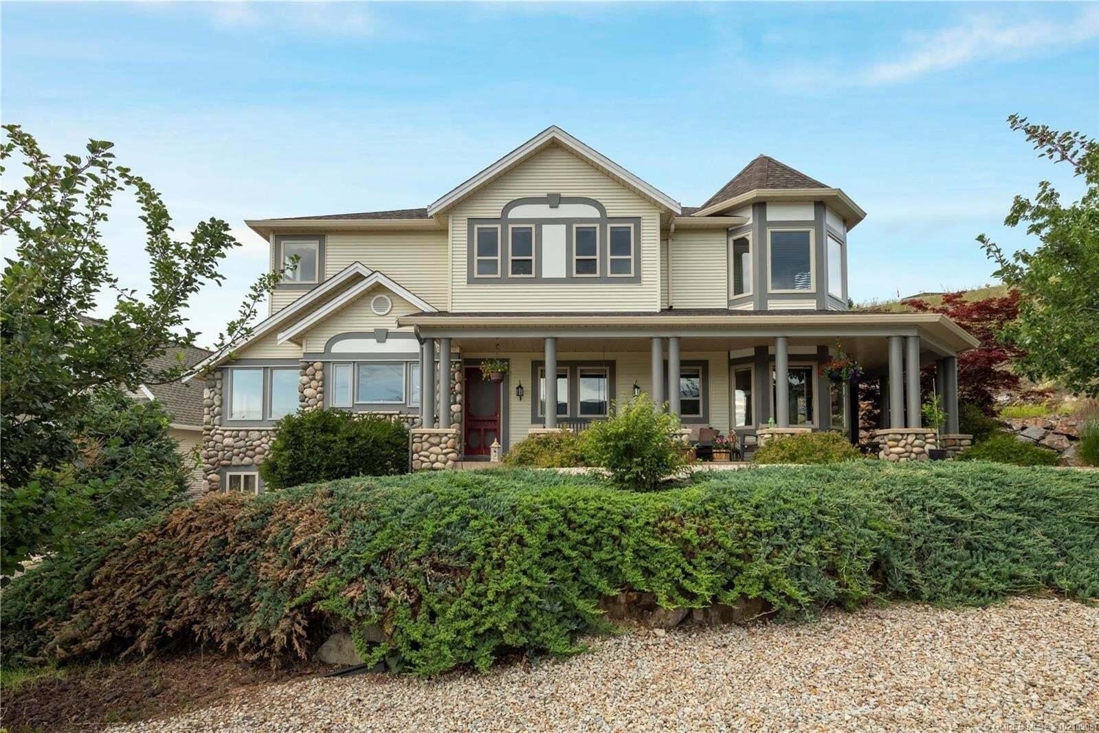 House for sale at 8886 Braeburn Dr Coldstream British Columbia - MLS: 10210908