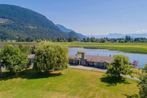 House for sale at 8888 Shook Rd Mission British Columbia - MLS: R2470021