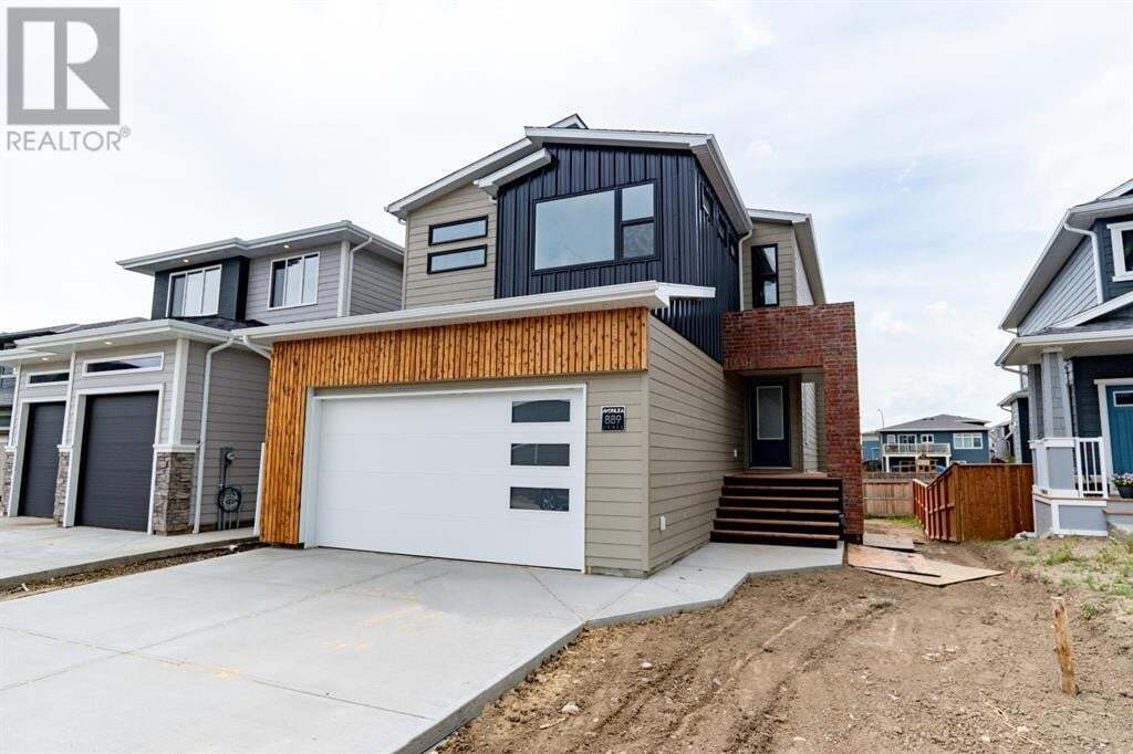 House for sale at 889 Atlantic Cove West Lethbridge Alberta - MLS: ld0192472