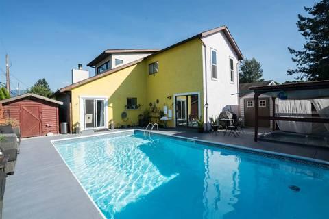 House for sale at 8895 Allard St Chilliwack British Columbia - MLS: R2403772