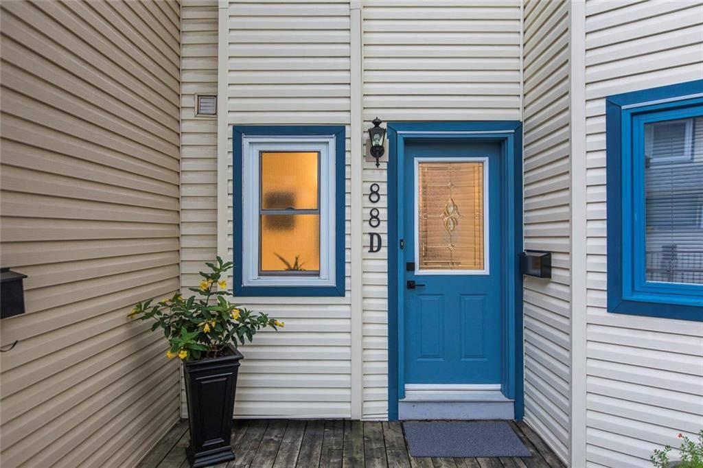 Townhouse for sale at 88 Templeton St Ottawa Ontario - MLS: 1164775