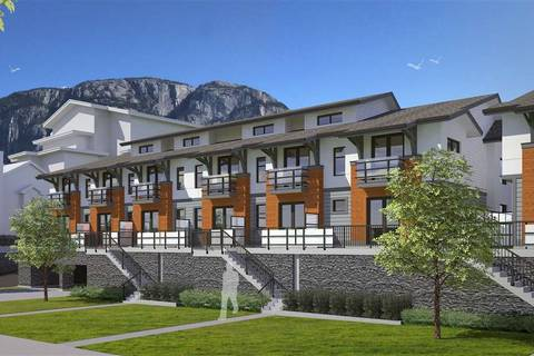 Townhouse for sale at 1188 Main St Unit 89 Squamish British Columbia - MLS: R2419722