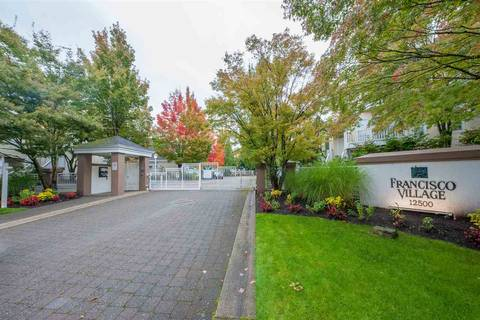 Townhouse for sale at 12500 Mcneely Dr Unit 89 Richmond British Columbia - MLS: R2411848