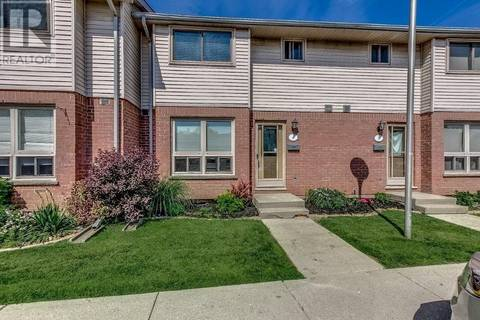 Townhouse for sale at 4 Highview Ave East Unit 89 London Ontario - MLS: 204085