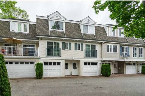 Townhouse for sale at 8930 Walnut Grove Dr Unit 89 Langley British Columbia - MLS: R2373127