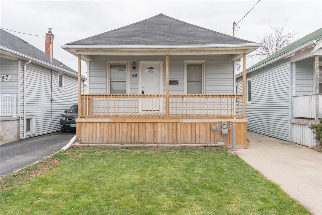 House for sale at 89 Argyle Ave Hamilton Ontario - MLS: H4093876