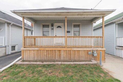 House for sale at 89 Argyle Ave Hamilton Ontario - MLS: X5002723