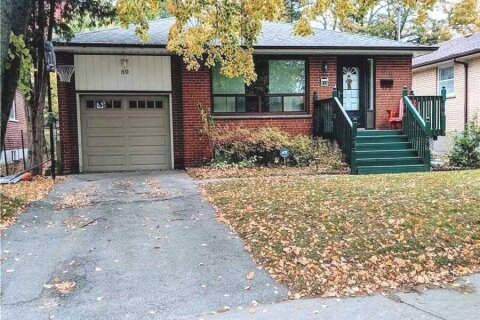 House for sale at 89 Ascolda Blvd Toronto Ontario - MLS: E4963454