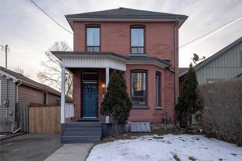 House for sale at 89 Aurora St Hamilton Ontario - MLS: X4692008