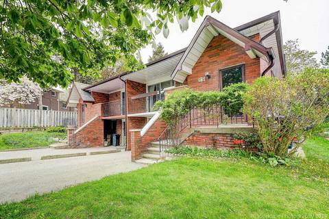 Townhouse for sale at 89 Baroness Cres Toronto Ontario - MLS: C4460468