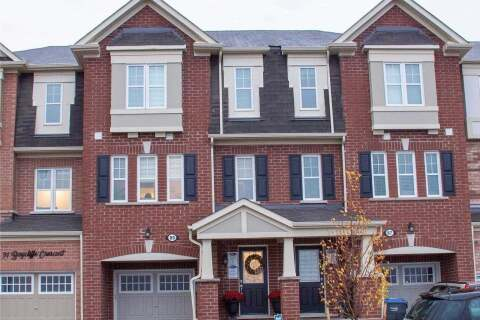 Townhouse for rent at 89 Baycliffe Cres Brampton Ontario - MLS: W4961474