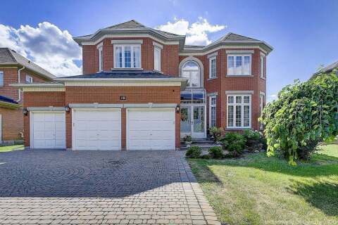 House for sale at 89 Black Walnut Cres Richmond Hill Ontario - MLS: N4879941