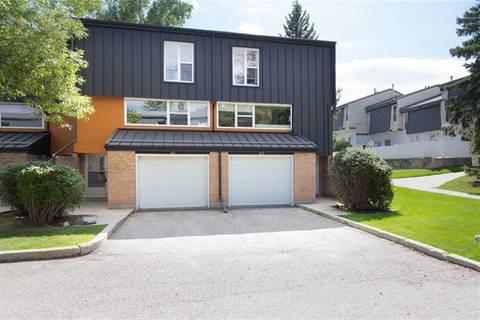 Townhouse for sale at 89 Brae Glen Ln Southwest Calgary Alberta - MLS: C4265367