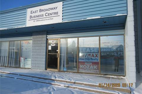 Commercial property for sale at 89 Broadway St E Yorkton Saskatchewan - MLS: SK796634