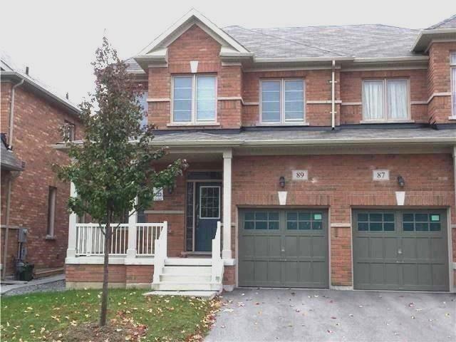 Sold: 89 Carolina Rose Cres Crescent, Markham, ON