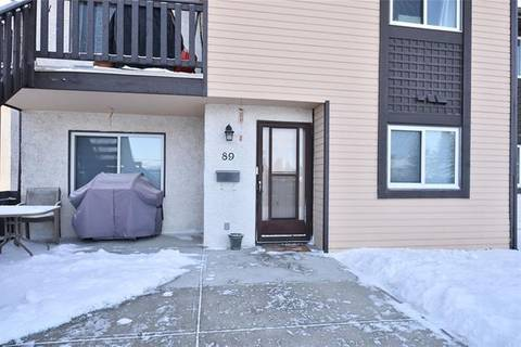 Townhouse for sale at 89 Cedar Springs Garden(s) Southwest Calgary Alberta - MLS: C4285595