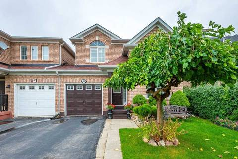 Townhouse for sale at 89 Convoy Cres Vaughan Ontario - MLS: N4598304
