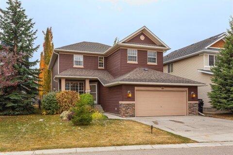House for sale at 89 Cougar Ridge Vw SW Calgary Alberta - MLS: A1042001