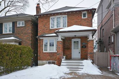 House for rent at 89 Deloraine Ave Toronto Ontario - MLS: C4636958