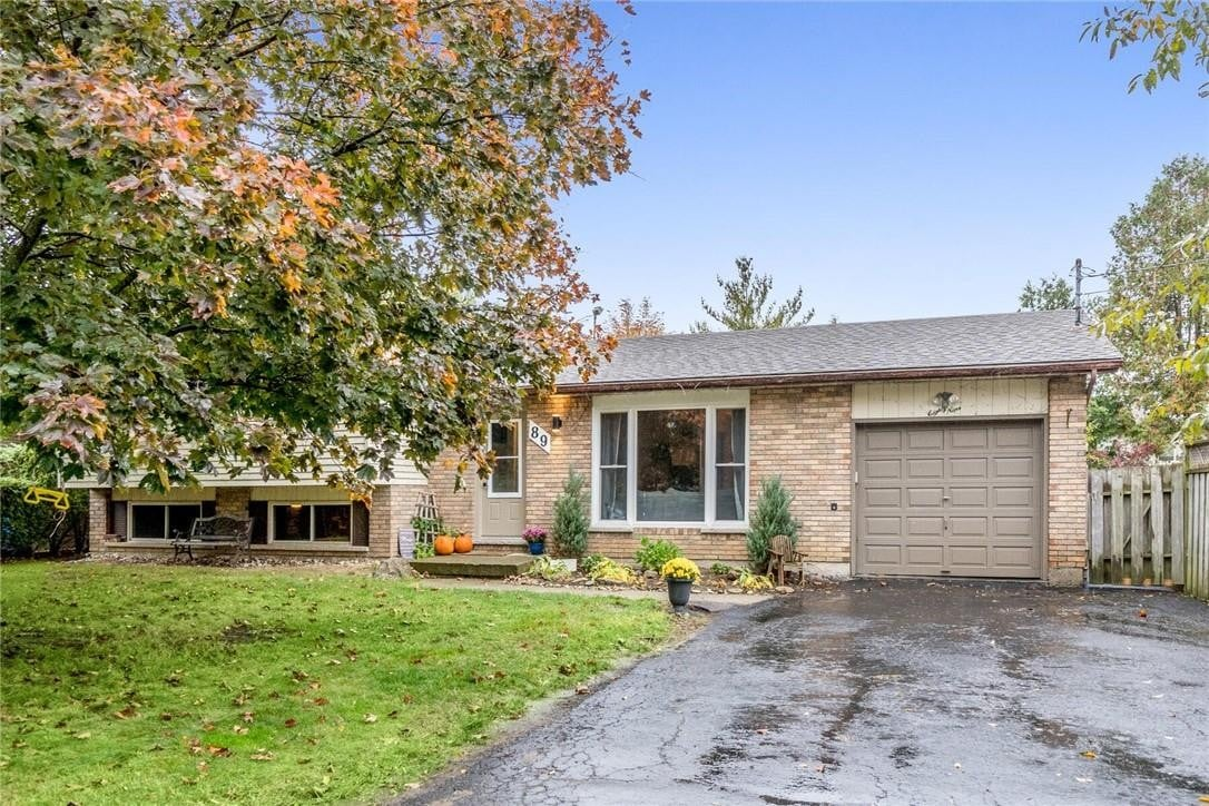 House for sale at 89 Dundee Dr Caledonia Ontario - MLS: H4090997