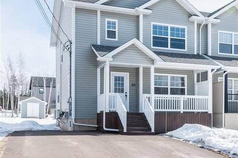 House for sale at 89 Edington  Moncton New Brunswick - MLS: M121826