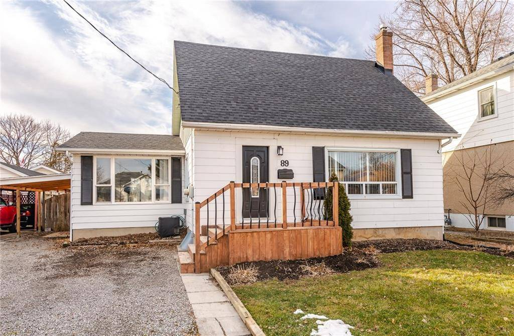 House for sale at 89 Else St St. Catharines Ontario - MLS: 30788889